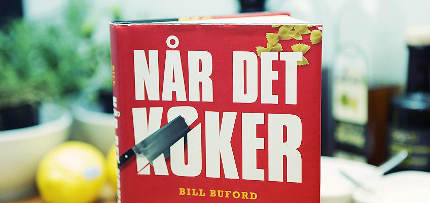 NÅR DET KOKER