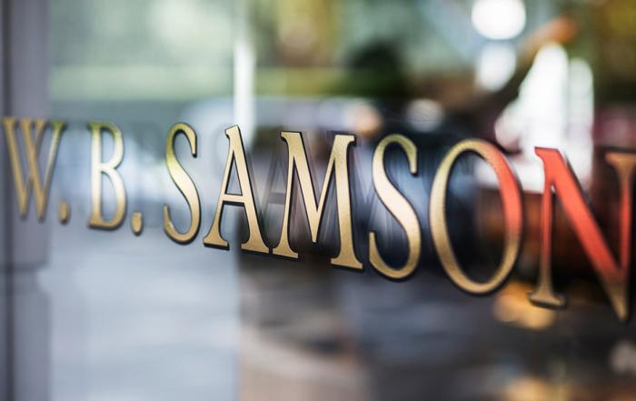 NY JOBB – W.B. SAMSON