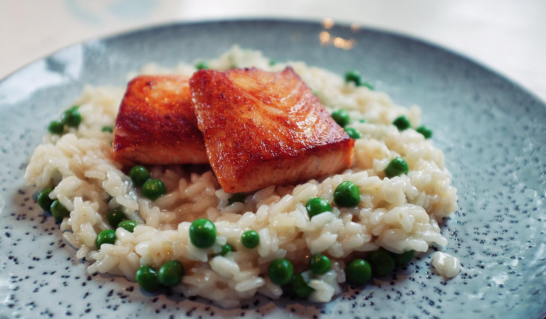 middag rett hjem fisk