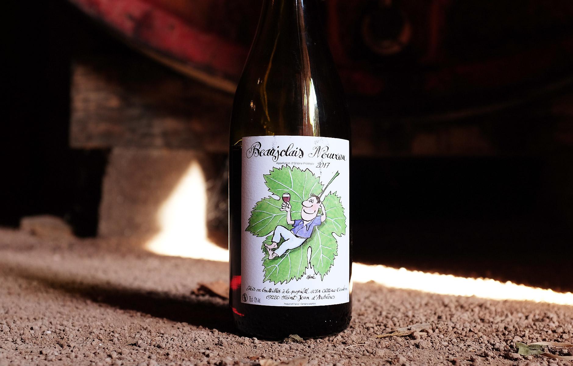 beaujolais nouveau 2017 vinmonopolet